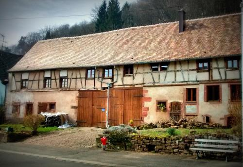 La Source Intérieure : Guest accommodation near Westhouse-Marmoutier