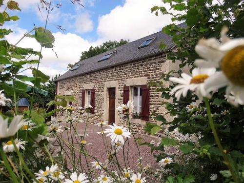 La Vieille Ferme : Guest accommodation near Le Plessis-Grimoult