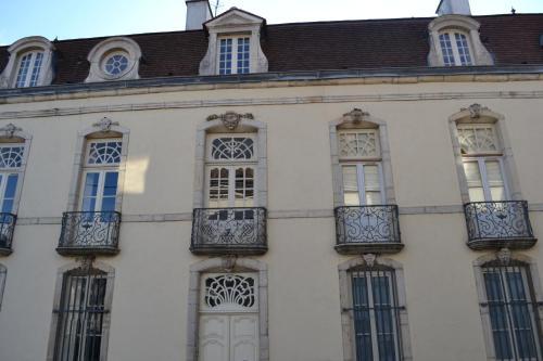 Les Charmottes : Apartment near Nuits-Saint-Georges