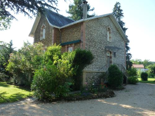 le point d'orgue : Bed and Breakfast near Ligueux