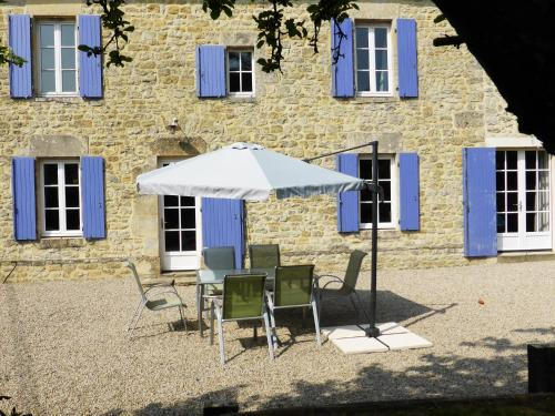o Moulagny Bleu : Guest accommodation near Aignerville