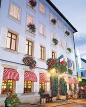 Hôtel Restaurant La Croix d'Or : Hotel near Orbey