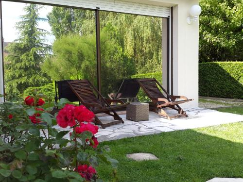 Carnetin Le Parc, Gite et B&B : Bed and Breakfast near Vaires-sur-Marne
