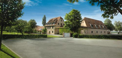 Hotel De l'Illwald : Hotel near Diebolsheim