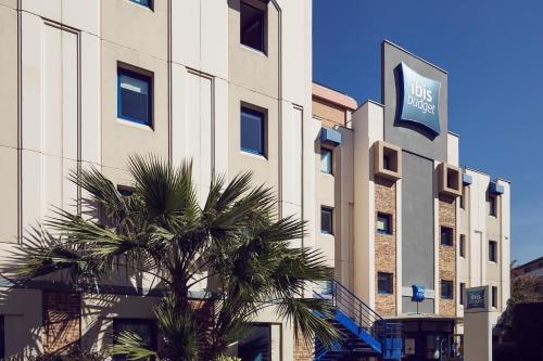 Ibis Budget Marseille Prado : Hotel near Marseille 10e Arrondissement