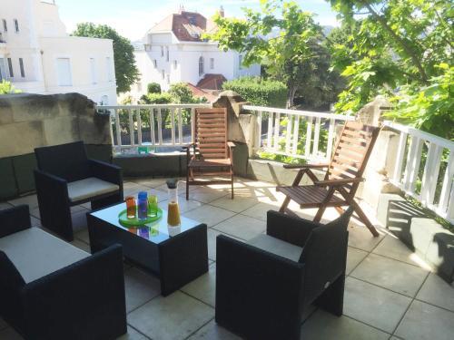 Villa avec grande terrasse proche Vélodrome et Plages : Apartment near Marseille 8e Arrondissement