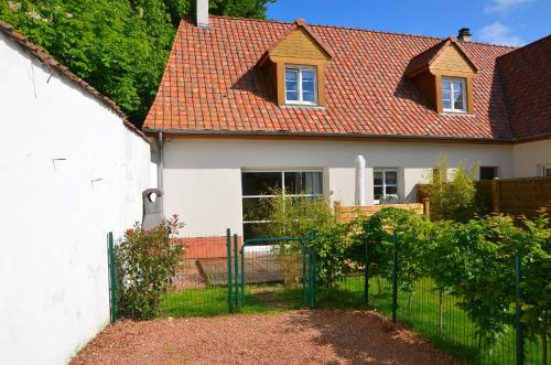 Whitley cottage : Guest accommodation near Hesdin-l'Abbé