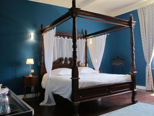 La Chasse au Bonheur : Bed and Breakfast near Rieux-Minervois