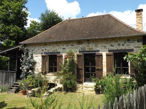 Cottage in Dordogne : Guest accommodation near Coussac-Bonneval