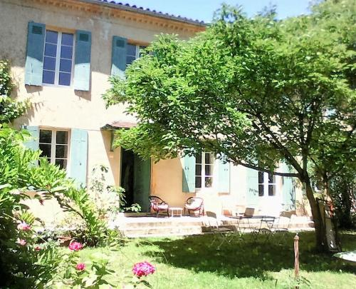 Maison du Mascaret : Bed and Breakfast near Saint-Caprais-de-Bordeaux