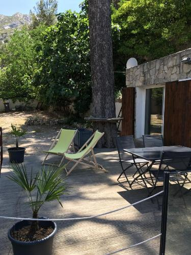 La Petite Baume : Guest accommodation near Marseille 10e Arrondissement