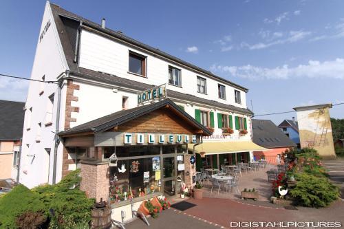 Hôtel Restaurant et Spa Au Tilleul : Hotel near Labaroche