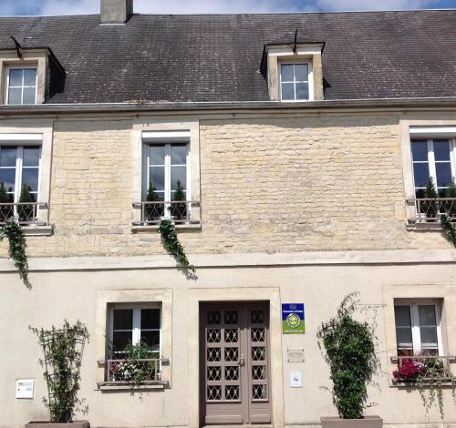 L'Hôme du Monde : Bed and Breakfast near Tourville-sur-Odon