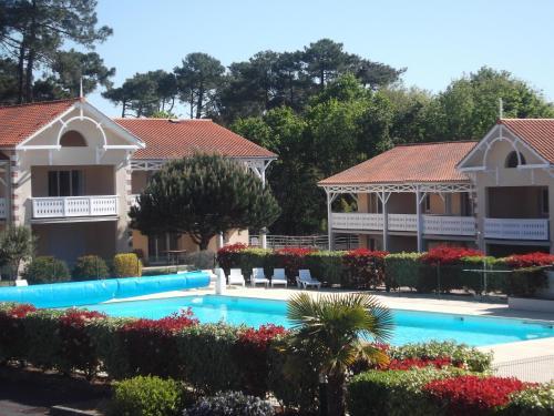 Résidence Goélia Le Cordouan : Guest accommodation near Grayan-et-l'Hôpital