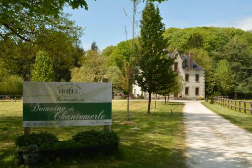 Domaine de Chantemerle : Hotel near Allonne