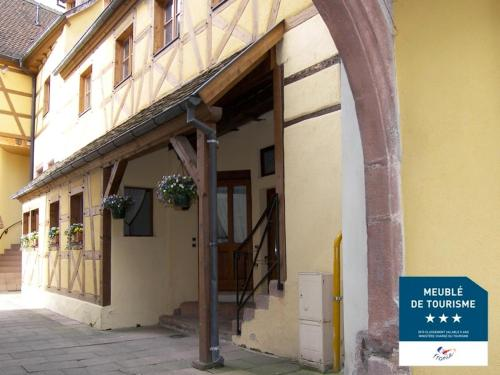 Gite Cassis de l'Ami Fritz : Apartment near Thannenkirch