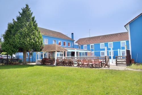 Hotel Argos : Hotel near Vendenheim