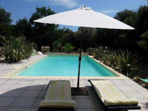 Bastide Cigaline : Guest accommodation near Le Revest-les-Eaux