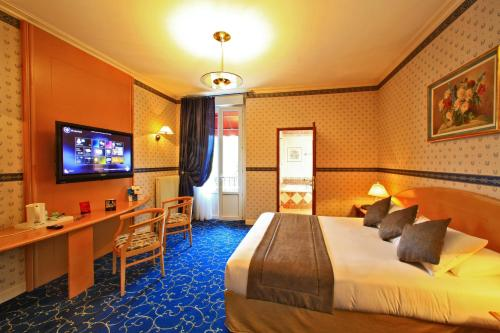 Best Western Beauséjour : Hotel near Bartrès