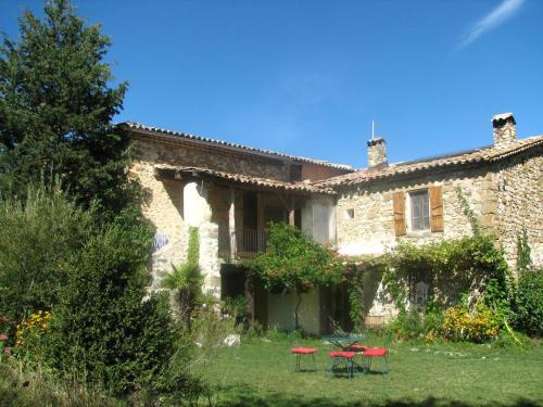 Gites Chameyer : Guest accommodation near Saint-André-de-Rosans