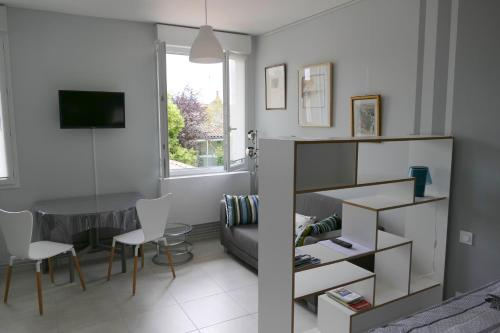 Studio proche gare St Jean : Apartment near Bouliac