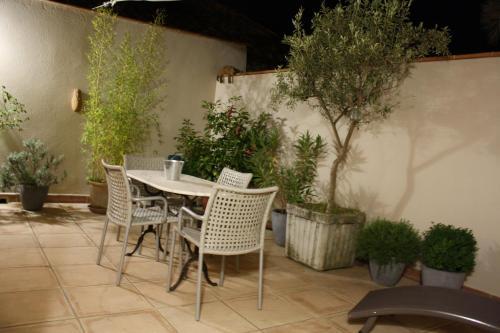 La Remiso : Guest accommodation near Caderousse