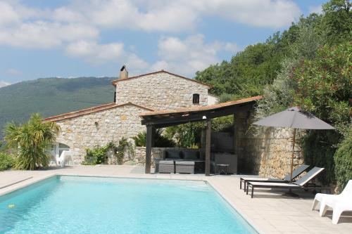 Villa Côte d'Azur : Bed and Breakfast near Opio