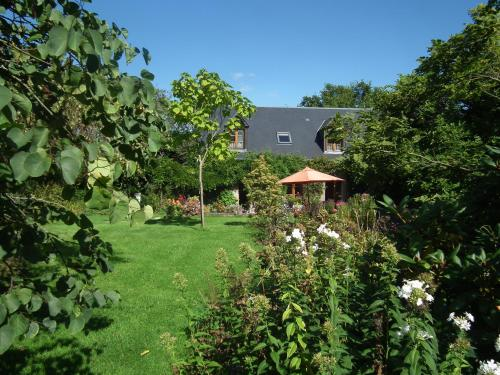 Les Sabots : Bed and Breakfast near La Lande-de-Lougé
