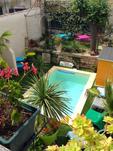 H2O : Bed and Breakfast near Peyriac-de-Mer