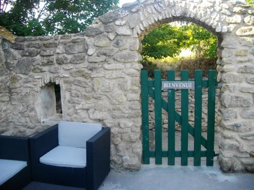 Le Relais de la Cigale : Guest accommodation near Malemort-du-Comtat