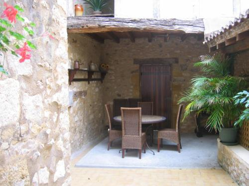 La Maison des Poblans : Guest accommodation near Soulaures