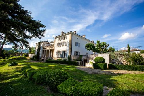 La Cadole de Palladio : Bed and Breakfast near Lantignié