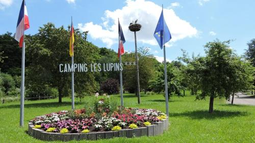 Camping Les Lupins : Guest accommodation near Strueth