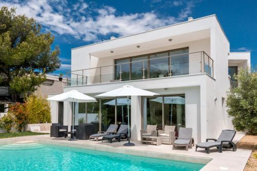 Villa La Pinède Azur : Guest accommodation near Mauguio