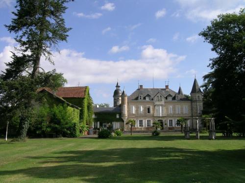 Château de Buros : Hotel near Baudignan