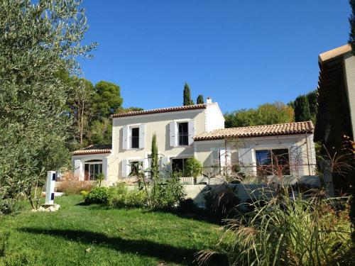 Mas de la Figuière : Guest accommodation near Maussane-les-Alpilles