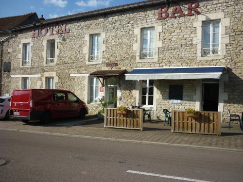 Hotel Neptune : Hotel near Aisy-sur-Armançon