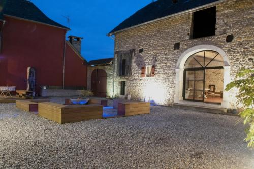 Chambre sur cour : Guest accommodation near Abos
