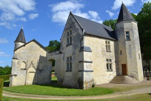 Castel Du Plessis Gerbault : Guest accommodation near Cinais