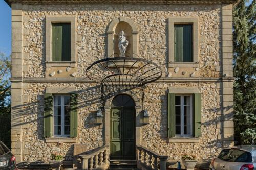 The Rhone Retreat : Guest accommodation near Le Pin