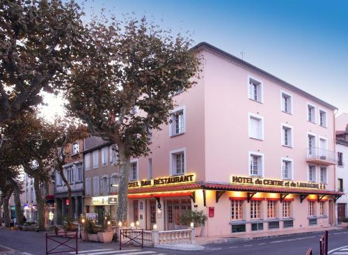 Hotel Restaurant du Centre et du Lauragais : Hotel near Mas-Saintes-Puelles