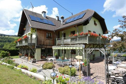 Les 4 Saisons : Hotel near Ranspach