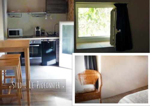 Le Pigeonnier : Apartment near Puyvert