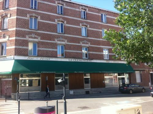 Hotel le Clémenceau : Hotel near Tilloy-lez-Marchiennes