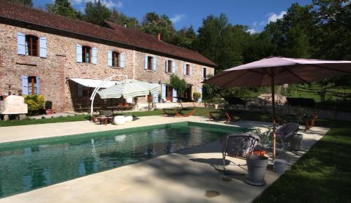 La Soulière : Guest accommodation near Compolibat