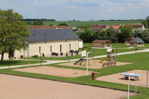 Domaine De Soignolles : Guest accommodation near Ouilly-le-Tesson