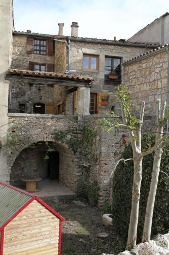 Ma maison de vacances : Guest accommodation near Le Caylar