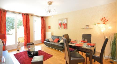 Appart' Rachais : Apartment near Lyon 7e Arrondissement