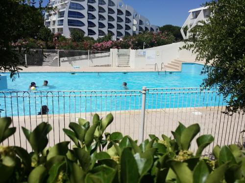 Appartement Les Sables d'Or : Apartment near Mauguio