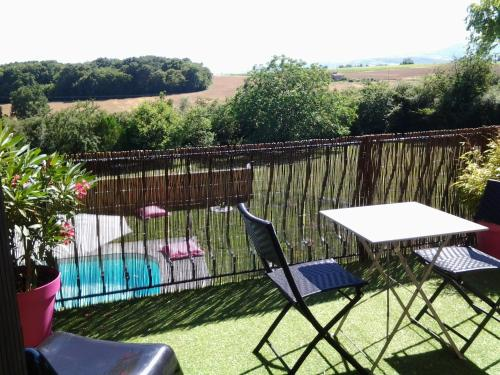 La Maison de Boyeux : Bed and Breakfast near Civrieux-d'Azergues